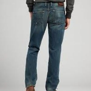 LUCKY BRAND 221 ORIGINAL STRAIGHT JEANS 34 X 34